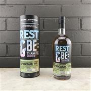 Sale 9088W - Lot 87 - 1990 Springbank Distillery 26YO Cask Strength Bourbon Cask Single Malt Scotch Whisky - bottled by Rest and be Thankful Whisky Co., c...