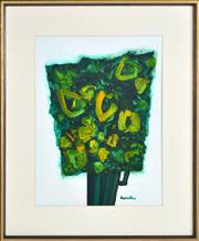 Sale 8344 - Lot 558 - Stanislaus (Stan) Rapotec (1913 - 1997) - Untitled 62 x 46cm