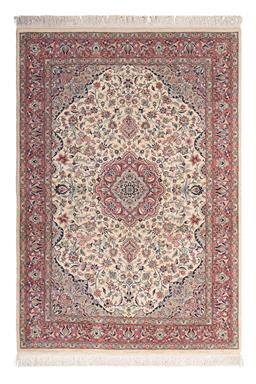 Sale 9141C - Lot 35 - PAK-PERSIAN FINE TABRIZ, 145x200CM, HANDSPUN WOOL