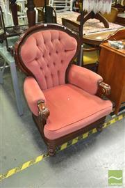 Sale 8440 - Lot 1091 - Grandmother Chair