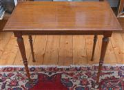 Sale 8435A - Lot 95 - An Edwardian timber occasional table
