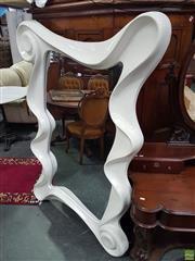 Sale 8601 - Lot 1410 - Plastic Framed Mirror (160 x 108 x 8cm)