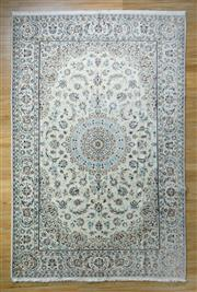 Sale 8653C - Lot 73 - Fine Persian Nain 310cm x 205cm