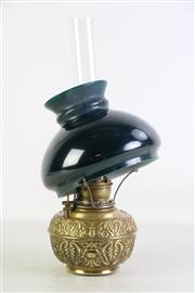 Sale 8935D - Lot 651 - A Miller lamp with shade