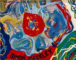 Sale 9002A - Lot 5038 - Simon Mackley (1967 - ) - Ancient Design 12 x 15 cm