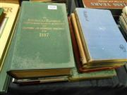 Sale 7943A - Lot 1638 - 8 Volumes incl. The Australian Handbook (incorporating New Zealand, Fiji, & New Guinea) Shippers & Importers Directory & Business...