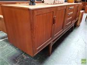 Sale 8493 - Lot 1071 - G-Plan Fresco Teak Sideboard