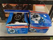 Sale 8582 - Lot 2293 - Pair of Complete Hubs & Bearings