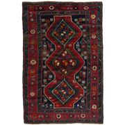 Sale 9082C - Lot 20 - Antique Caucasian Kazak, Circa 1950, 130x206cm, Handspun Wool