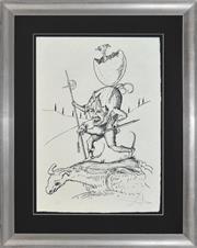 Sale 8382 - Lot 528 - Salvador Dali (1904 - 1989) - Comical Dreams, c1973 76 x 53cm