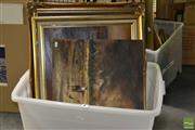 Sale 8506 - Lot 2084 - Group of (5) Original Paintings by John John, Australian Landscapes and Still Life, framed, various sizes