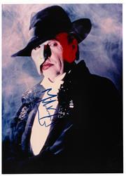 Sale 8555A - Lot 5049 - Michael Crawford Phantom of the Opera