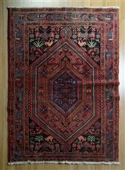 Sale 8653C - Lot 75 - Persian Shiraz 205cm x 180cm
