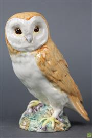 Sale 8594 - Lot 44 - Beswick Owl Figure