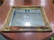 Sale 8601 - Lot 1398 - Two Bevelled Edge Mirrors