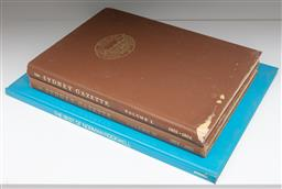 Sale 9134H - Lot 21 - Three books to include the best of Norman Rockwell and The Sydney Gazette Vols I&II