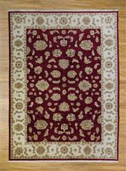 Sale 8566C - Lot 1 - Afghan Chobi 365cm x 270cm