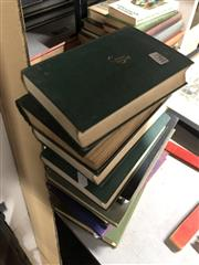 Sale 8789 - Lot 2341 - Assorted Books with Some German Language Books incl August Wilhelm Schlegel Lectures on Dramatic Art and Literature 1886 George Be...