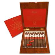Sale 9088W - Lot 95 - 2015 Davidoff Year of the Sheep Piramides Cigars - limited edition of 7000, timber humidor style box of 8 in box