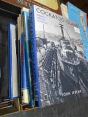 Sale 7943A - Lot 1637 - 8 Volumes incl. Jeremy, J. Cockatoo Island Sydneys Historic Dockyard; Mead, T. Manly Ferries of Sydney Harbour; Fitchett, T.K....