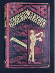 Sale 8539M - Lot 7 - Professor Hoffmann (Angelo Lewis), Modern Magic: A Practical Treatise on the Art of Conjuring. London: Routledge, 1877. 2nd edn.,...
