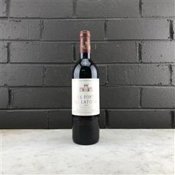 Sale 9089 - Lot 535 - 1999 Les Forts de Latour, Pauillac - second wine of Chateau Latour