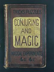Sale 8539M - Lot 8 - The Boys Own Conjuring Book: Being a Complete Handbook of Parlour Magic; and containing Over One Thousand Optical, Chemical Mechani...