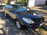 Sale 8570V - Lot 5001 - 2002 Lexus ES300 Sedan                                                                Ext Colour: Blue...