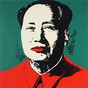 Sale 8773A - Lot 5052 - Andy Warhol (1928 - 1987) - Chairman Mao 88.5 x 87cm