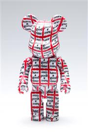 Sale 9090 - Lot 73 - A Brick Bear by Meidcom (H 28cm)