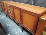 Sale 8511 - Lot 1031 - G-Plan Fresco Teak Sideboard