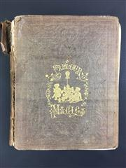 Sale 8539M - Lot 9 - Parlour Magic: A Manual of Amusing Experiments, Transmutations, Sleights and Subtleties, Legerdemain, &c. for the Instruction and A...