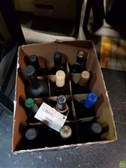 Sale 8582 - Lot 2425 - Case of Various Wines