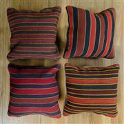 Sale 8653C - Lot 78 - 4 x Persian Cushions 40cm x 40cm