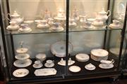 Sale 8288 - Lot 54 - Royal Albert Serenity Dinner & Tea Setting
