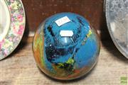 Sale 8362 - Lot 96 - Art Glass Sphere
