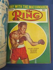 Sale 8419A - Lot 28 - The Ring 1948 - an original bound set of The Ring from January to December 1948, with great covers