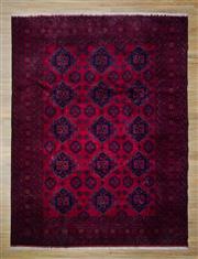 Sale 8566C - Lot 3 - Afghan Khal Mohamadi 250cm x 350cm