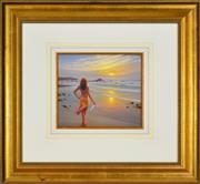 Sale 8325 - Lot 514 - Joseph Frost (1953 - ) - Sunset 29.5 x 34cm