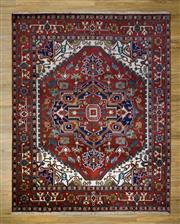 Sale 8566C - Lot 4 - Afghan chobi 240cm x 305cm