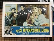 Sale 8730 - Lot 2080 - 002 Operazione Luna Movie Poster