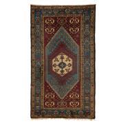Sale 8880C - Lot 64 - Turkish Vintage Tashpinar Rug, 165x94cm, Handspun Wool
