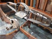 Sale 8782 - Lot 1063 - Vintage Dingo Trap and Ferret Traps (2)