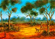 Sale 9002A - Lot 5007 - John Cobby (1957 - ) - The Best Friend 29 x 40 cm