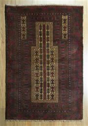 Sale 8653C - Lot 81 - Persian Baluchi 140cm x 93cm