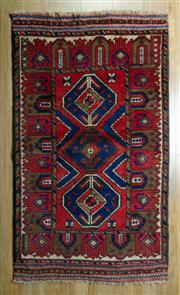 Sale 8653C - Lot 82 - Persian Baluchi 140cm x 89cm