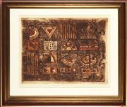 Sale 8789 - Lot 2020 - John Winch (1944 - 2007) - Enigma Variation III, 1985 49 x 65cm