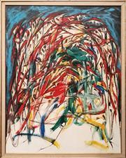 Sale 8828 - Lot 2025 - Ian Chambers (1930 -) - Abstract 120.5 x 90cm
