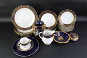 Sale 8823 - Lot 22 - Limoges Porcelain Items Together With Noritake Items