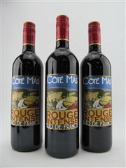 Sale 8403W - Lot 23 - 3x 2013 Domaines Paul Mas Cote Mas Rouge Intense, Pays dOc